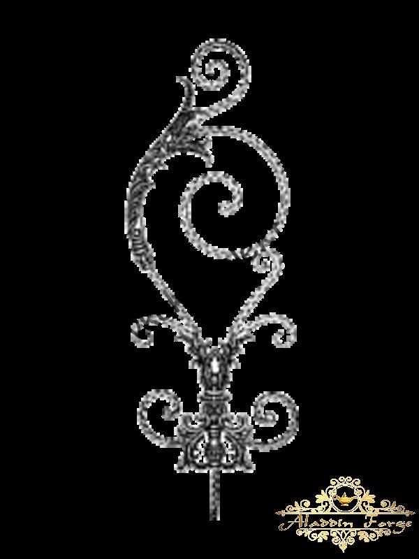 Балясина 30 х 90 см (арт. 1702/1)