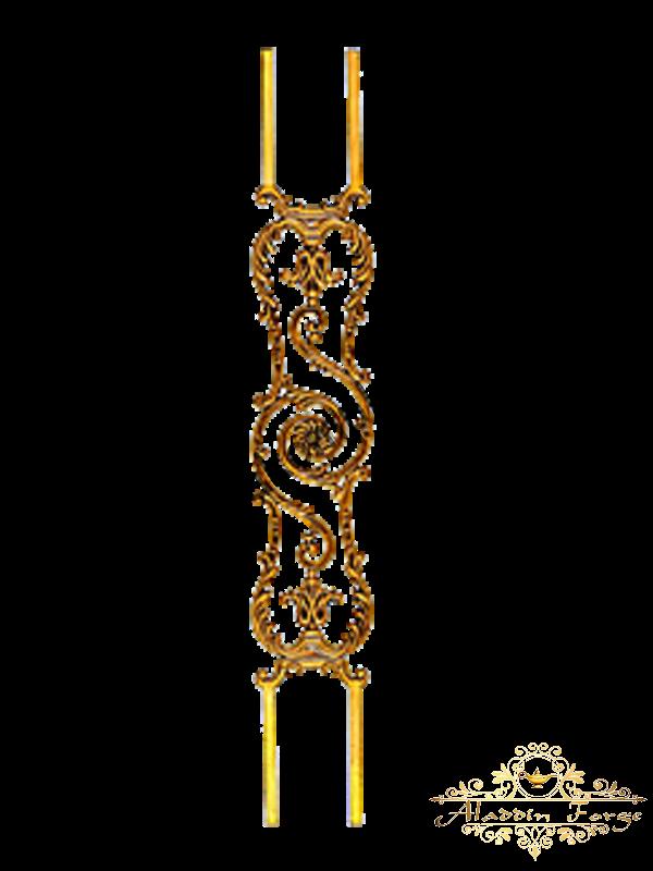 Балясина 15,5 х 100 см (арт. 1709/1)