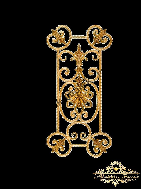 Панель декоративная 40 х 80 см (арт. 6758)