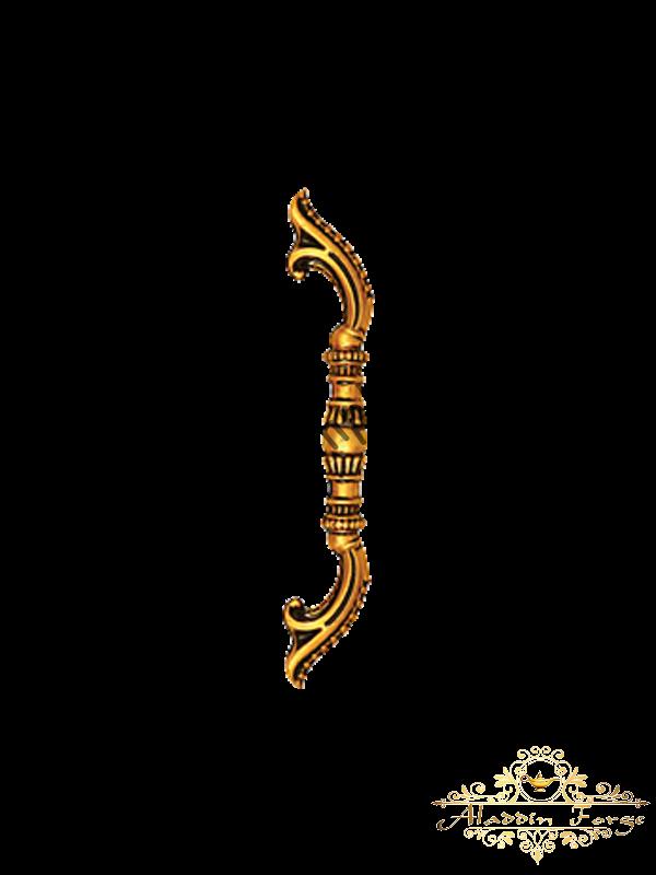 Дверная ручка 3 х 35 см (арт. 2556)