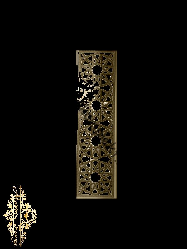 Панель декоративная 40 х 160 см (арт. 6820)