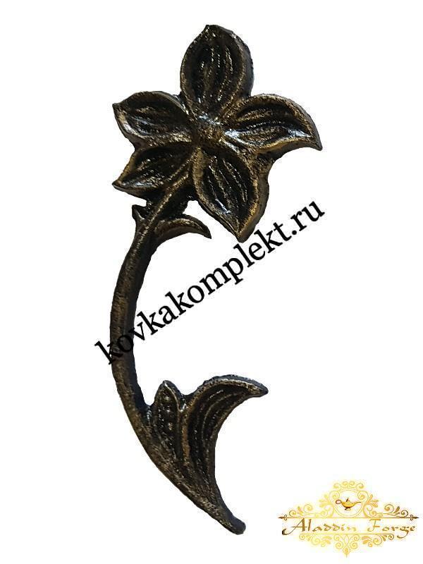 Декоративная накладка 9 х 21 см (арт. 3138)