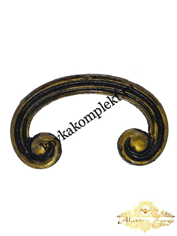 Декоративный узор 9 х 15 см (арт. 3263)
