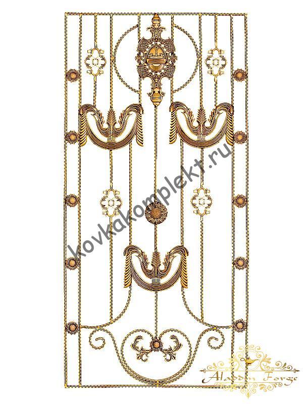 Панель декоративная 95 х 195 см (арт. 6119)