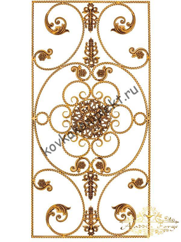 Панель декоративная 80 х 160 см (арт. 6197)