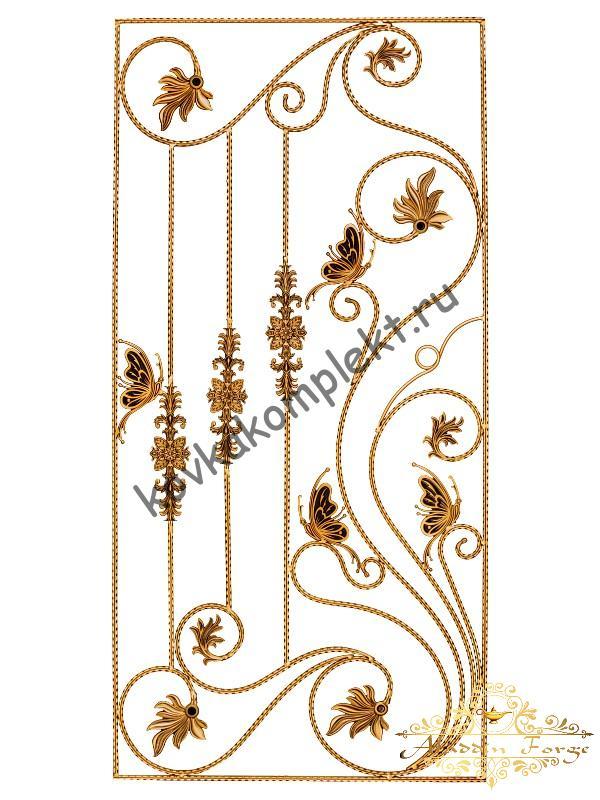 Панель декоративная 95 х 195 см (арт. 6239)