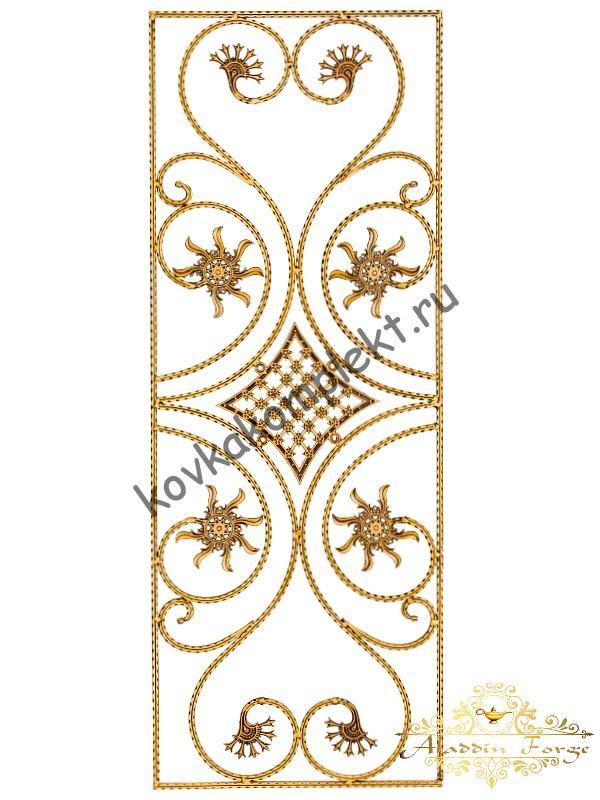 Панель декоративная 60 х 160 см (арт. 6276)
