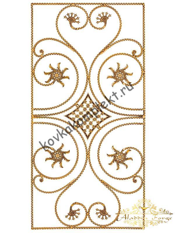 Панель декоративная 80 х 160 см (арт. 6277)