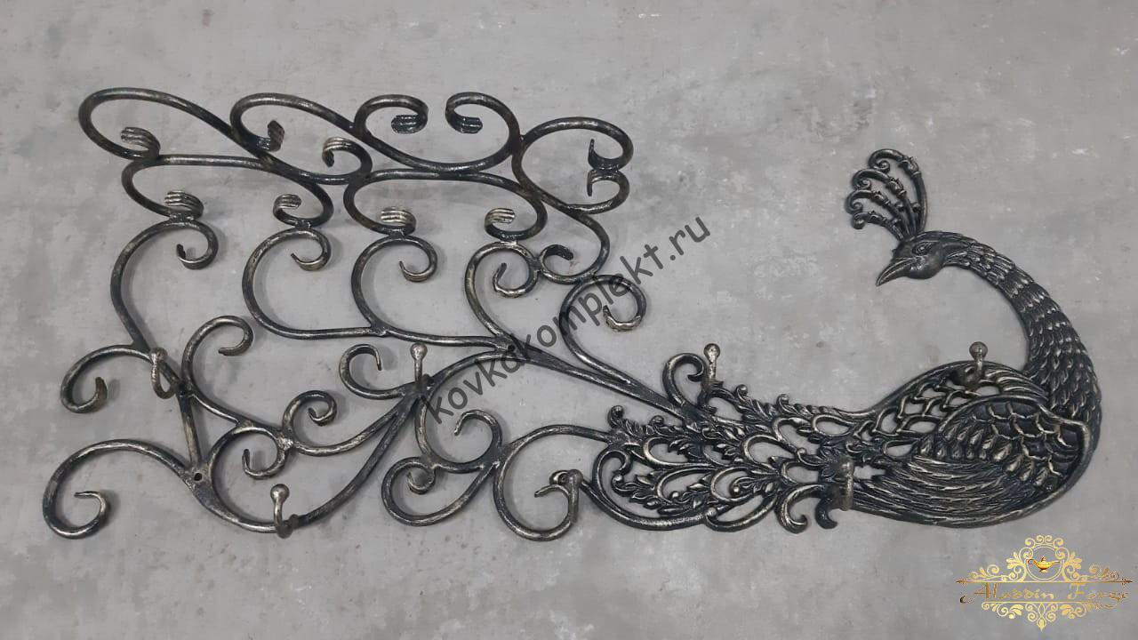 Декор из кованых изделий