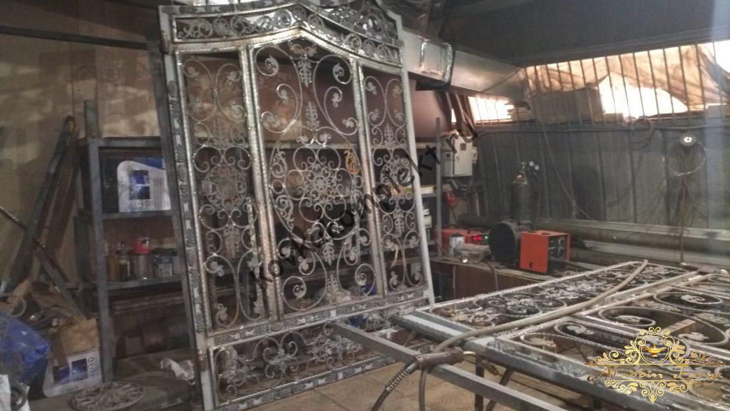 Иранская ковка производство3