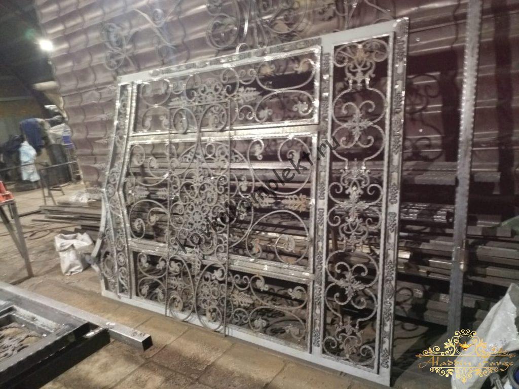 Иранская ковка производство5