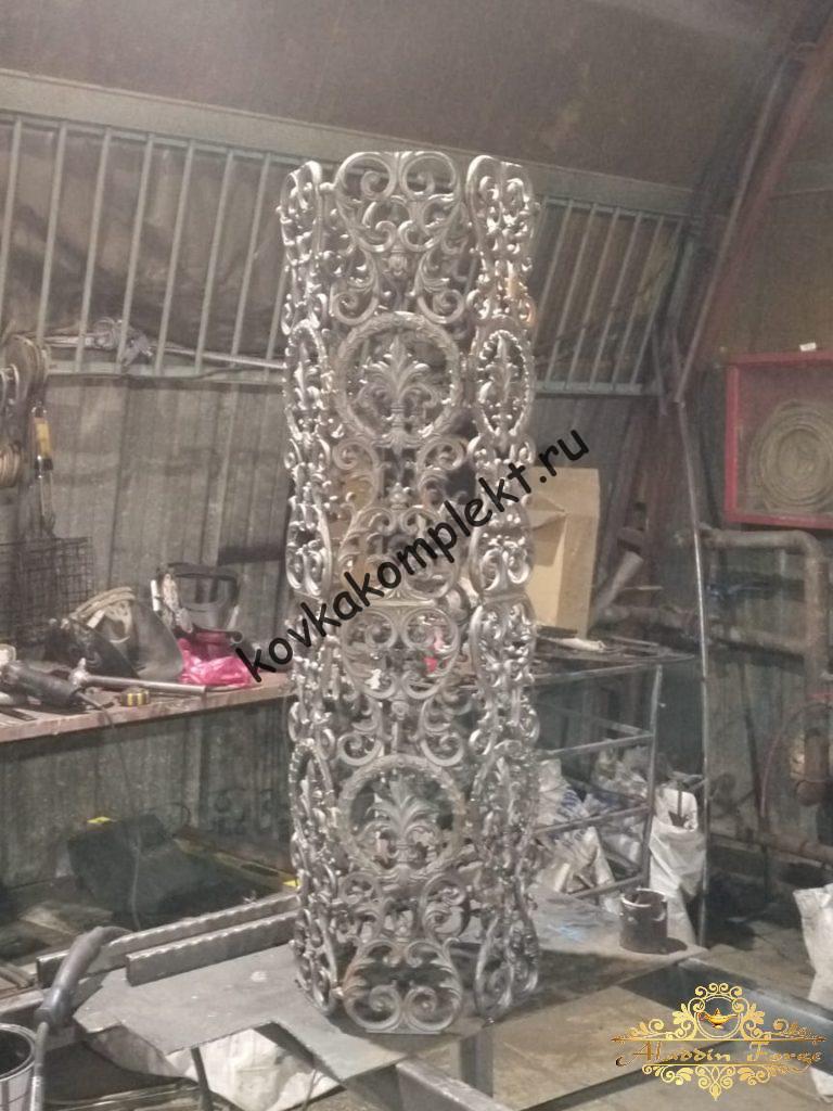 Иранская ковка производство7