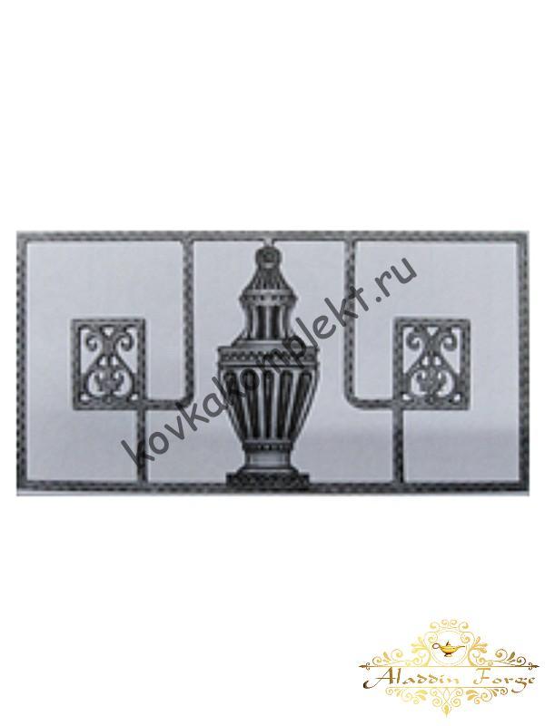 Панель декоративная 80 х 40 см (арт. 6692)