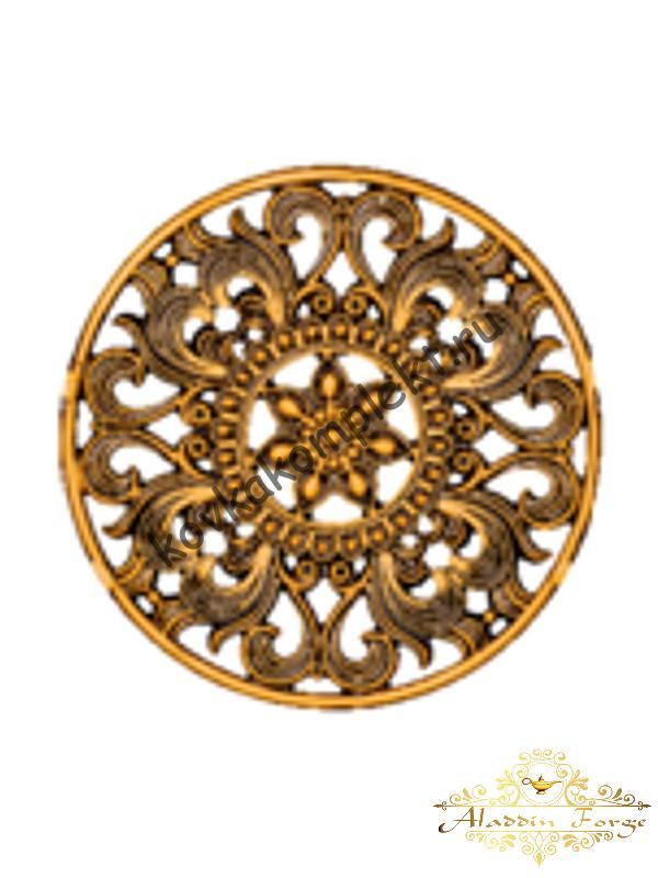 Декоративный элемент 27 х 27 см (арт. 3283)