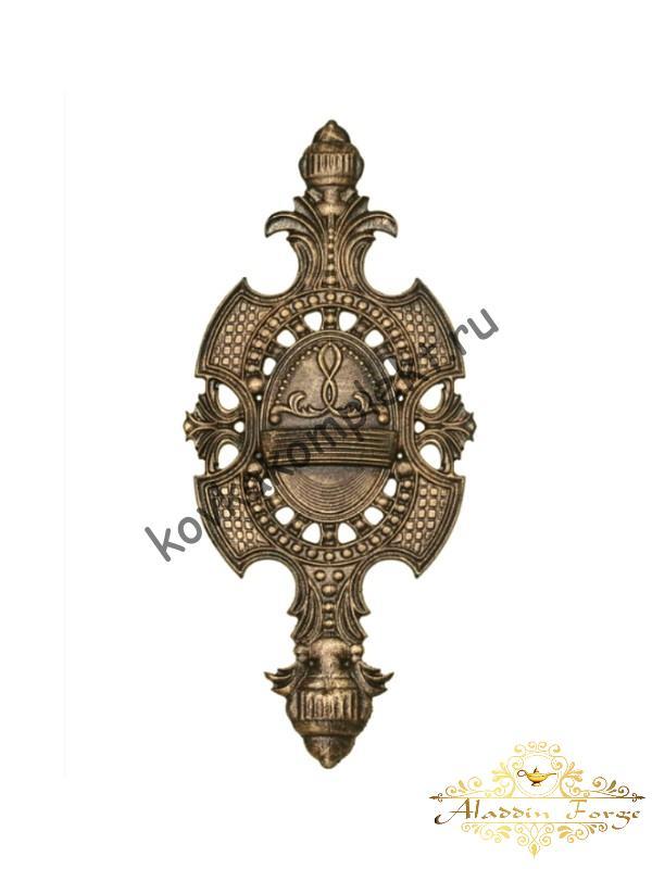 Декоративная накладка 15 х 36 см (арт. 3500/2)