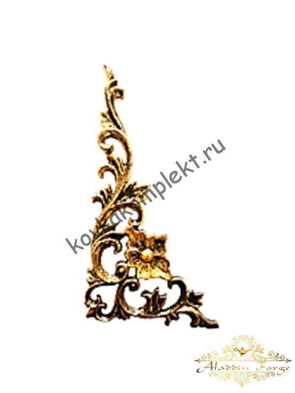 Декоративная накладка 14 х 30 см (арт. 3514)