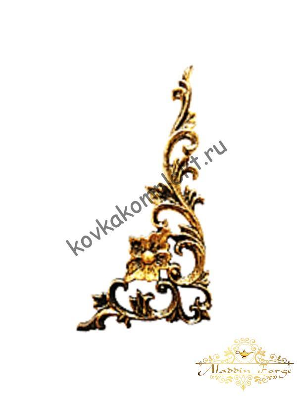 Литая декоративная накладка (арт. 3514_1)