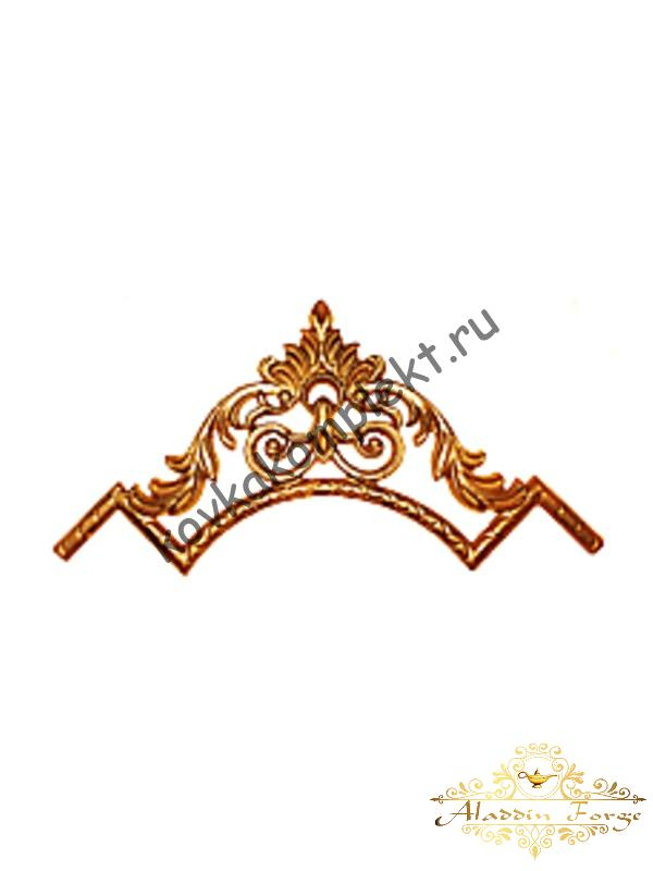 Декоративная накладка 35 х 18 см (арт. 3552)