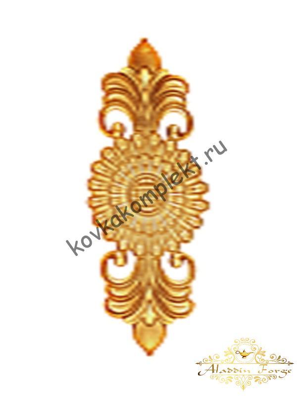 Декоративная накладка 16 х 37,5 см (арт. 3573)