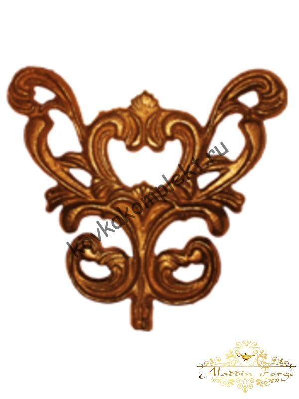 Декоративный элемент 14 х 15 см (арт. 3298)