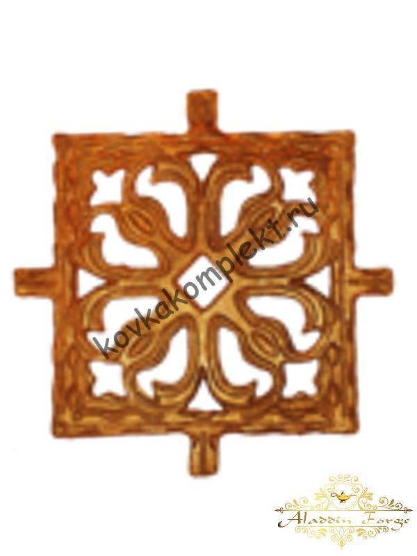 Декоративный элемент 14 х 14 см (арт. 3299)