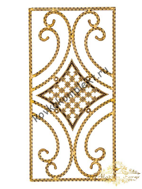 Панель декоративная 80 х 40 см (арт. 6270)