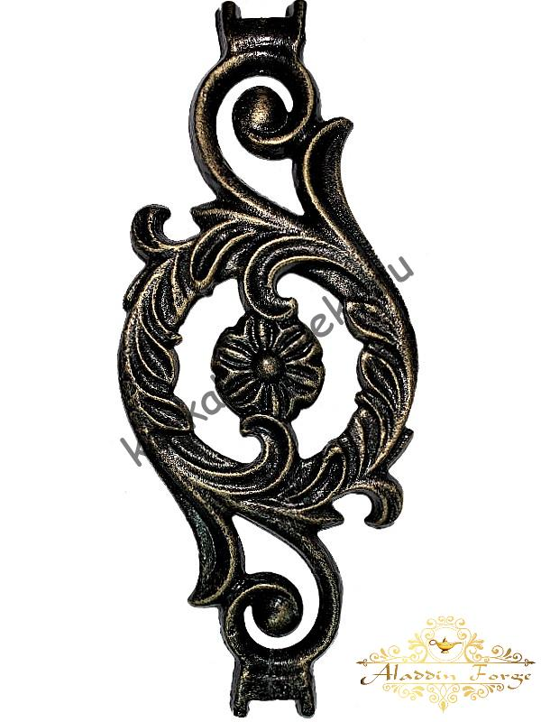 Вставка балясины 7,5 х 19 см (арт. 1135/3)