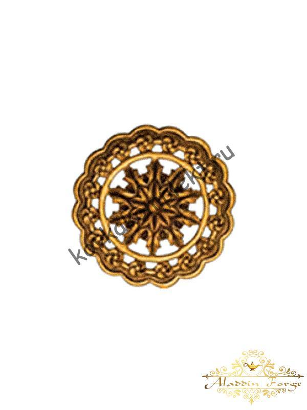 Декоративная накладка 25 х 25 см (арт. 4491)