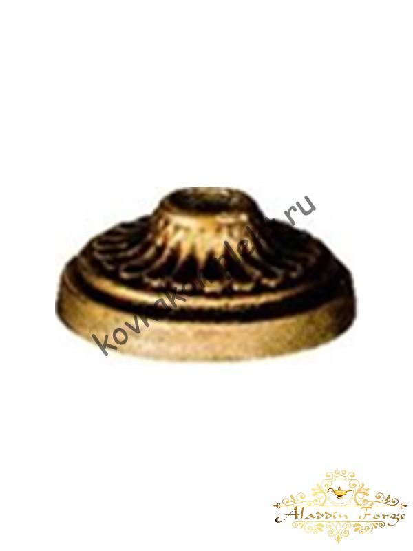 Декоративное основание (подпятник) 7 х 7 см (арт. 3414)