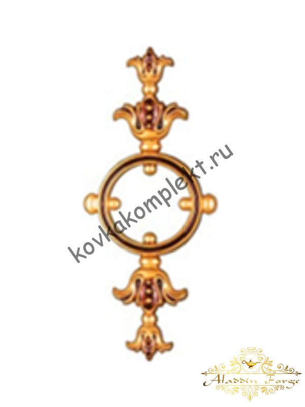 Декоративный узор 12 х 28,5 см (арт. 4013)