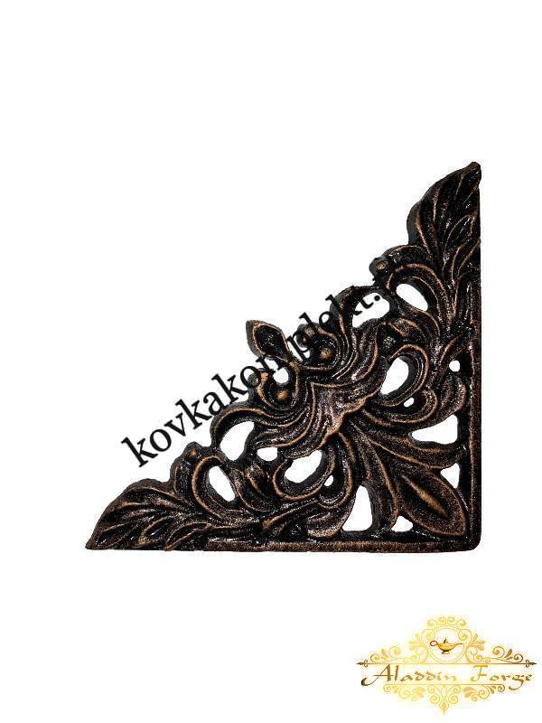 Декоративная накладка 14 х 14 см (арт. 3562)