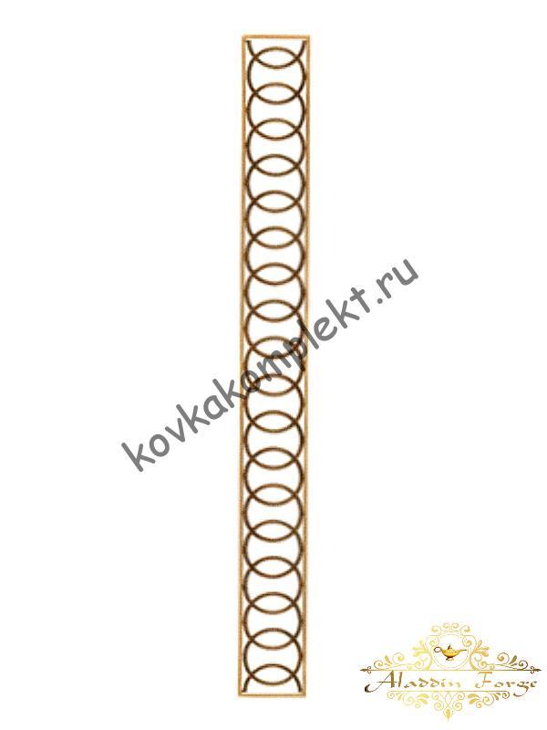 Декоративный узор (полоса) 195 х 20 см (арт. 6859)