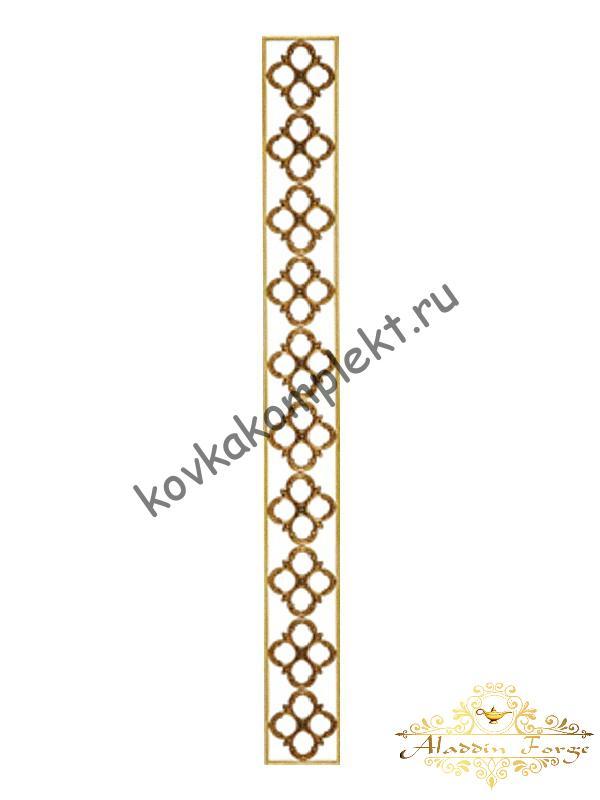 Декоративный узор (полоса) 195 х 20 см (арт. 6862)