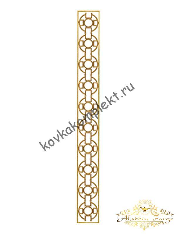 Декоративный узор (полоса) 195 х 20 см (арт. 6864)