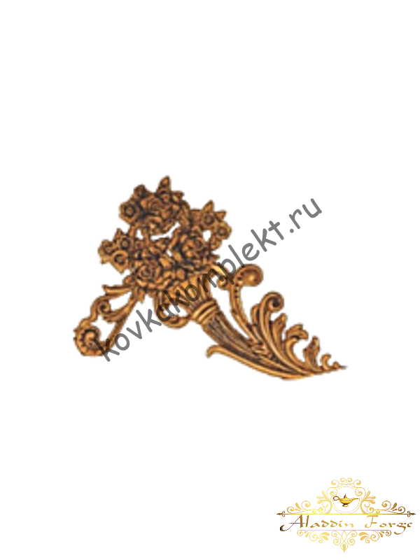 Декоративная накладка 27 х 47см (арт. 4474)