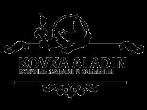 Логотип ковка аладин
