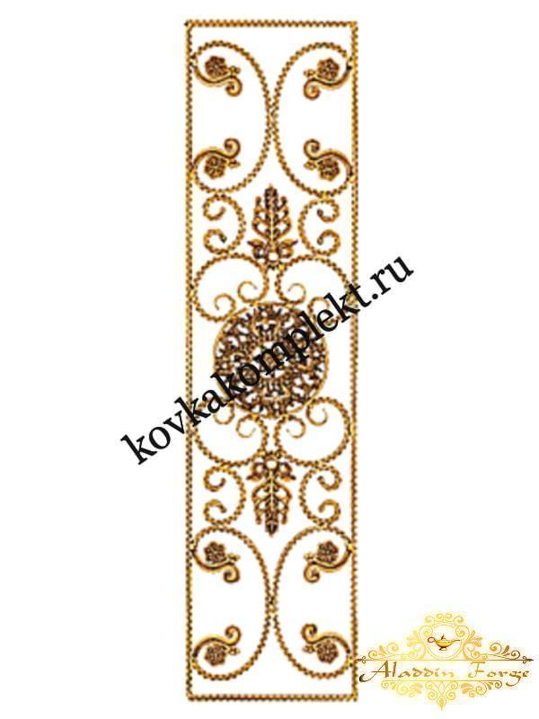 Панель декоративная 40 х 160 см (арт. 6192)
