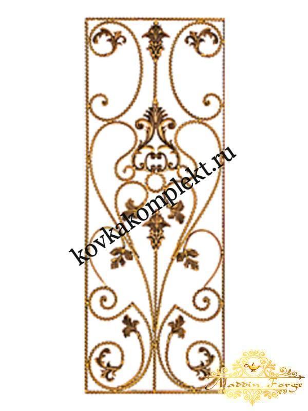 Панель декоративная 60 х 160 см (арт. 6136)