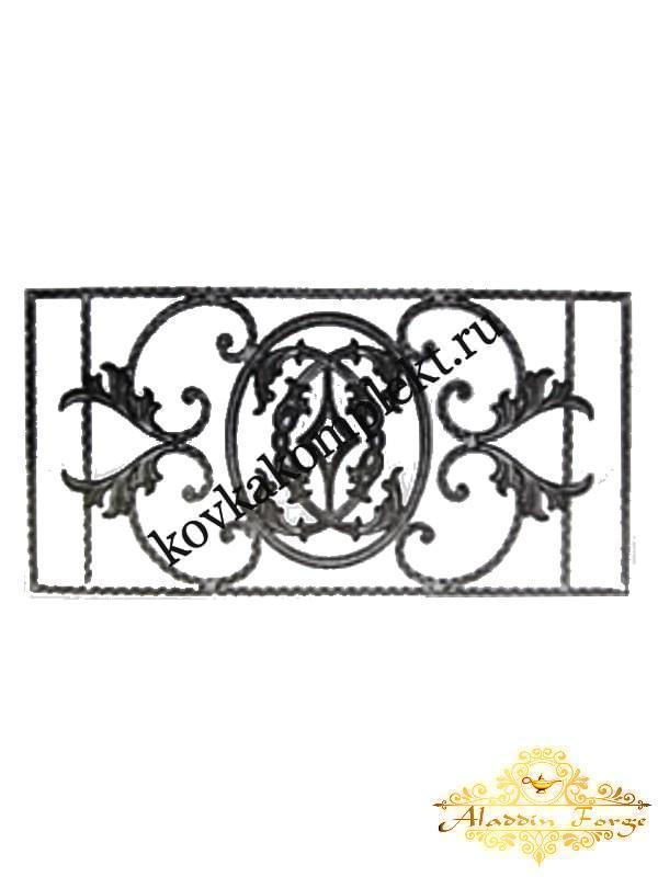 Панель декоративная 80 х 40 см (арт. 6642)