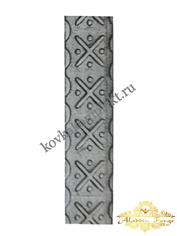 Декоративная полоса 40 х 4 (арт. 9516)