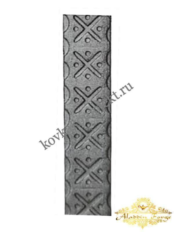 Декоративная полоса 50 х 4 (арт. 9523)