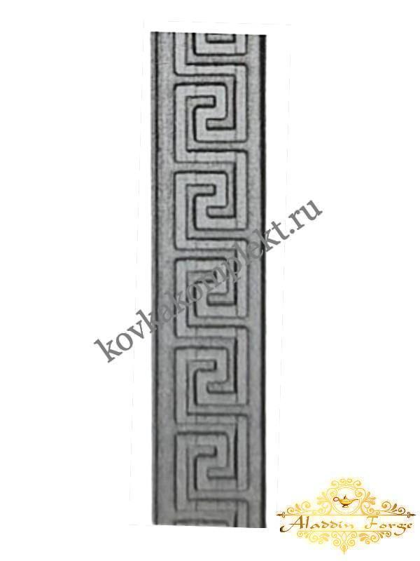 Декоративная полоса 50 х 4 (арт. 9524)