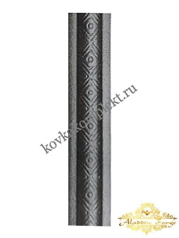 Поручень 50 х 22 (на проф.трубу 40 х 20) (арт. 9530)