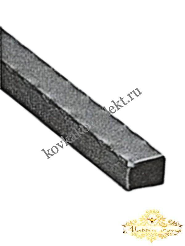 Труба профильная декоративная без рисунка 40 х 40 (2,8) (арт. 9507)