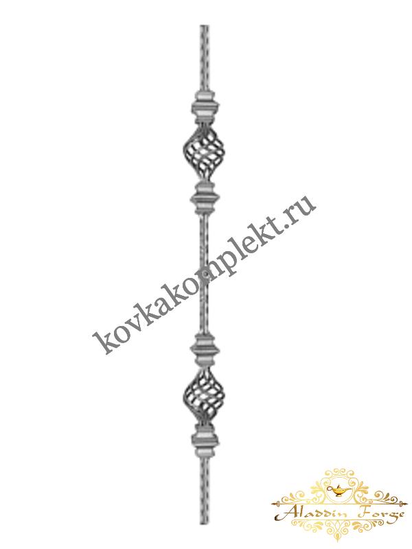 Балясина 5 х 75 см (арт. 1655)