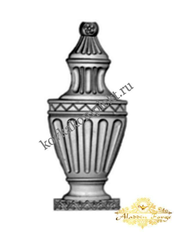 Декоративная накладка 15 х 35 см (арт. 4440)