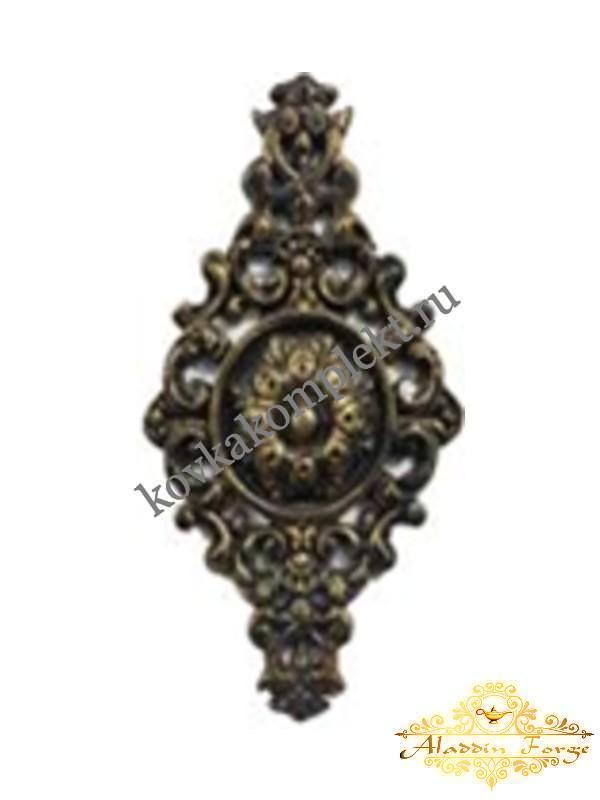 Декоративная накладка 16 х 28 см (арт. 3576)