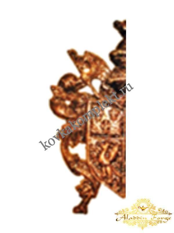 Декоративная накладка 21 х 53 см (арт. 3502/1)