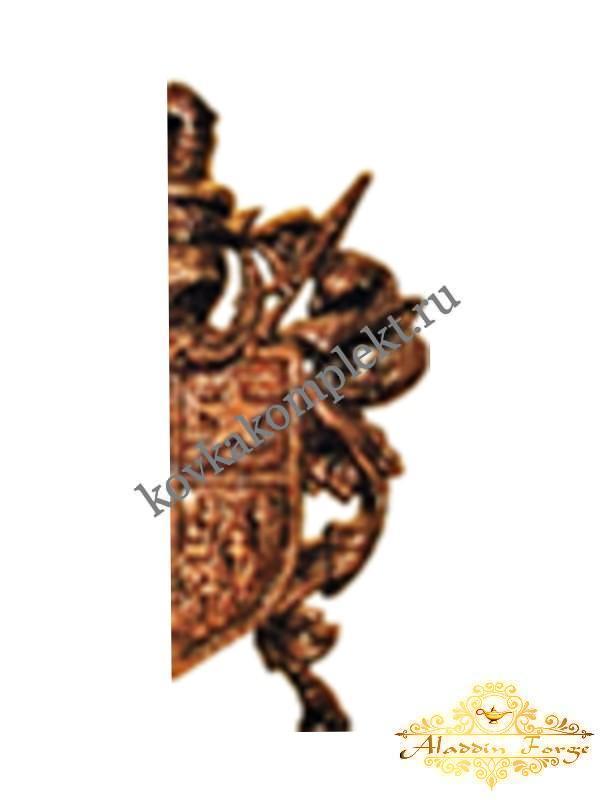 Декоративная накладка 21 х 53 см (арт. 3502/2)