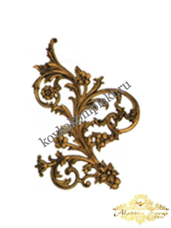 Декоративная накладка 50 х 37 см (арт. 4465)